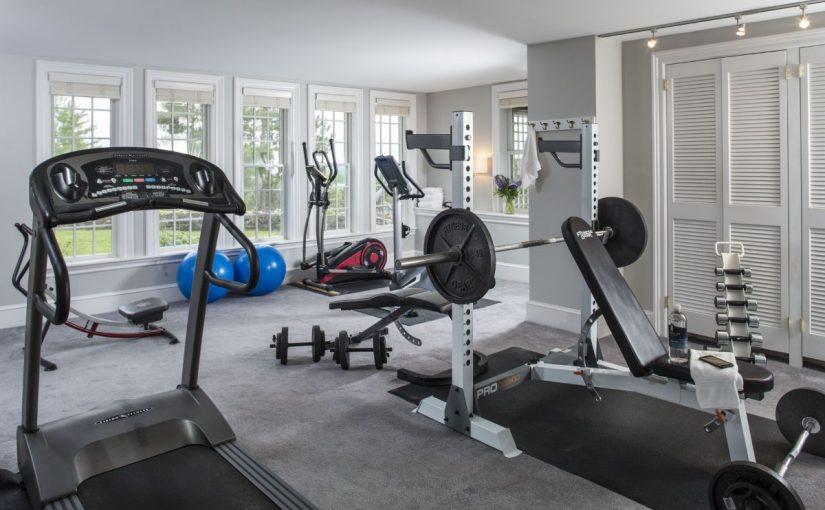 أجهزة رياضية منزلية