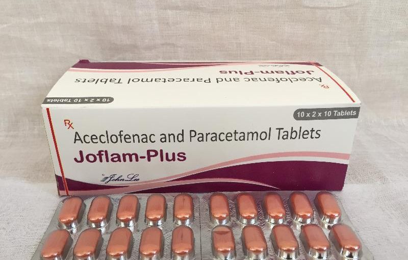 دواعي استعمال دواء جوفلام المسكن الفعال Joflam