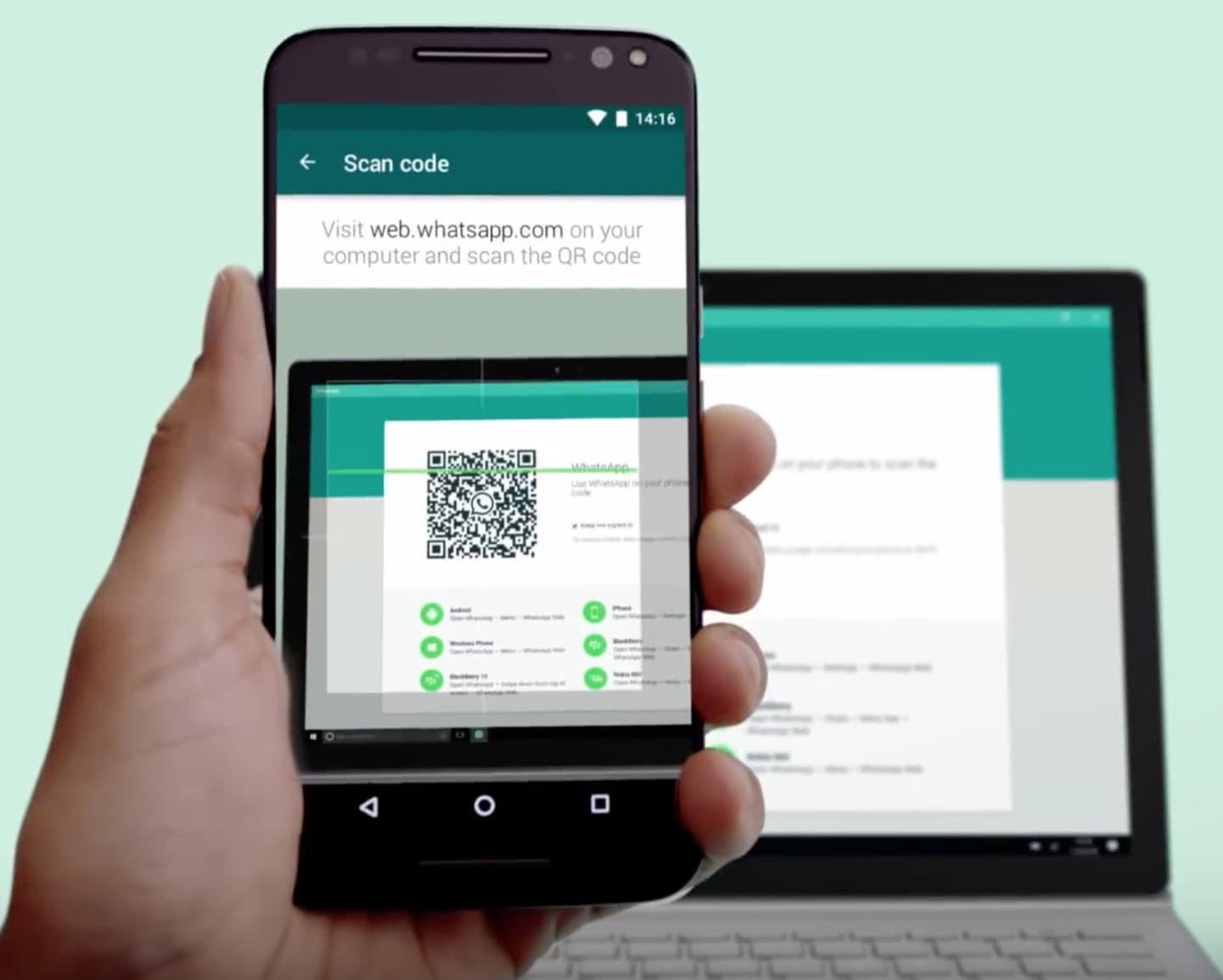 طريقة تطبيق واتساب ويب للكمبيوتر WhatsApp Web للتجسس