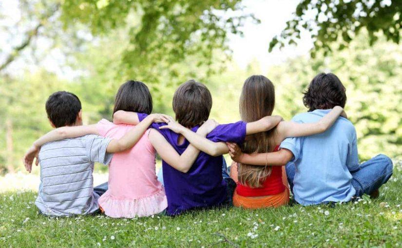 الصداقة الايجابية