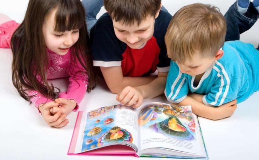 قصص أطفال مكتوبة