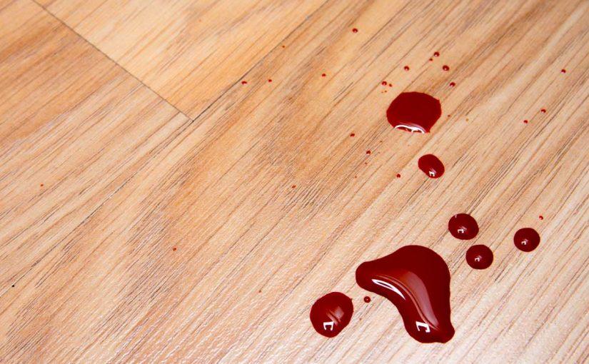تفسير رؤية الدم على الارض في المنام