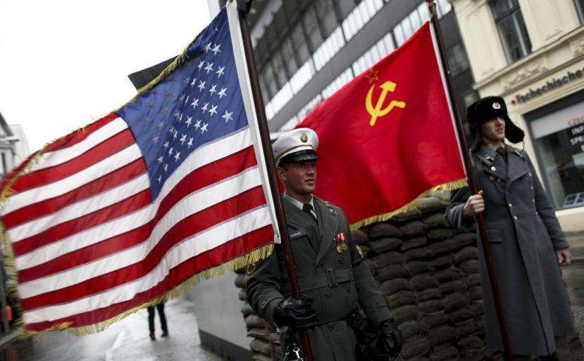 سبب تسمية الحرب الباردة بهذا الاسم