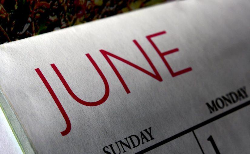 يونيو شهر كم موسوعة