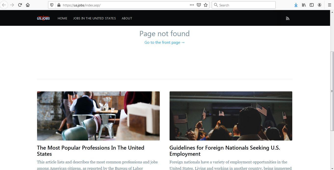 موقع US.jobs