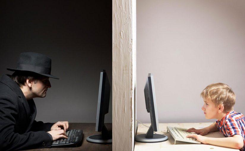 حماية الأطفال من أخطار الإنترنت