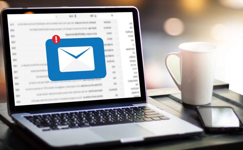 كيفية فتح رسائل البريد الإلكتروني الخاص بي