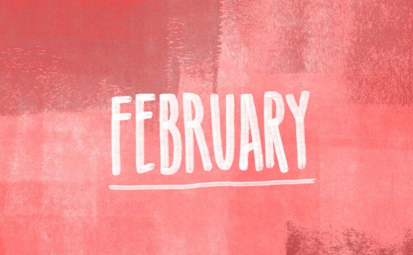 فبراير شهر كم