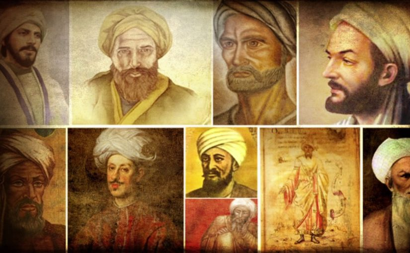 دور العلماء العرب في تطوير العلوم الطبيعية