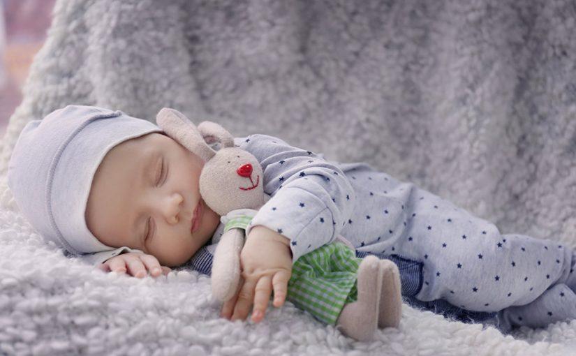 عدد ساعات النوم للاطفال