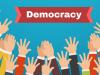 تعريف الديمقراطية