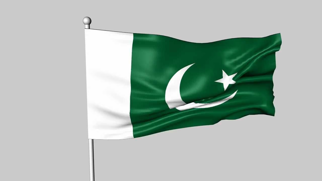معنى ألوان علم باكستان