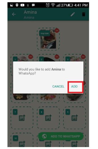 تطبيق sticker maker لتصميم ملصقات واتس آب