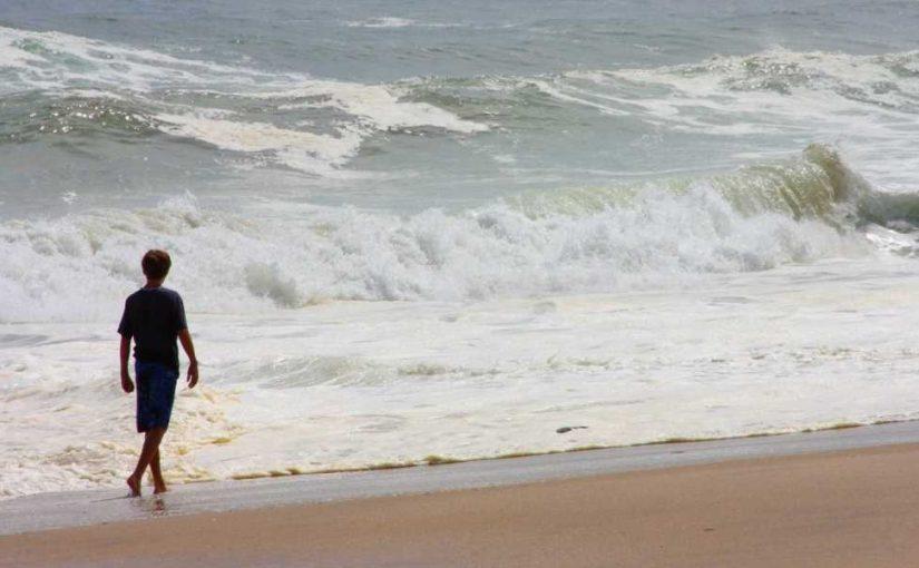 تفسير المشي على البحر في المنام
