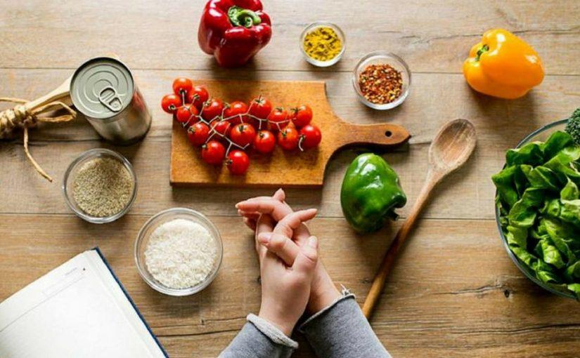 بحث عن التغذية السليمة كامل