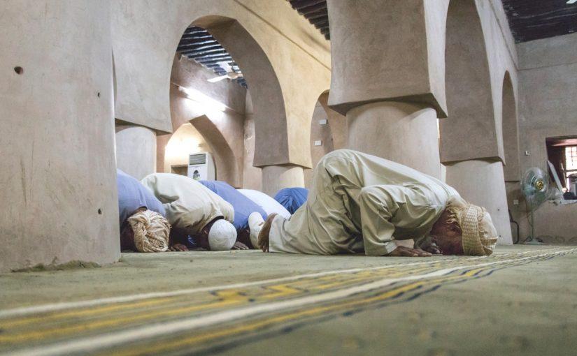 تفسير الصلاة خلف الامام في المنام