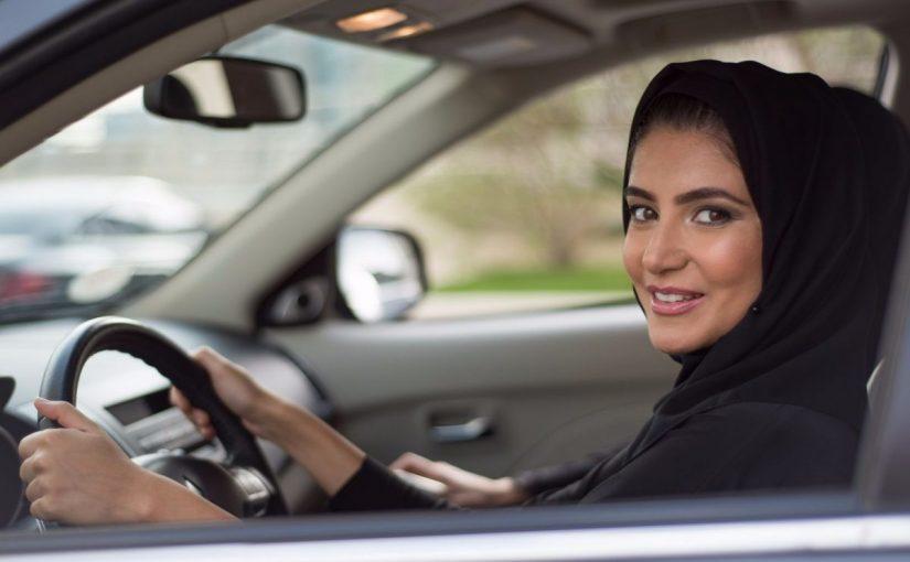 رسوم رخصة القيادة للنساء