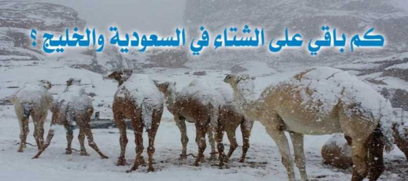 كم باقي على المربعانيه 1442 وقت دخول الشتاء بالسعودية موسوعة