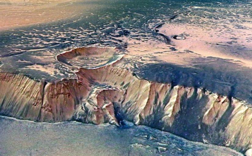 كيف يتغير سطح الارض بسرعه