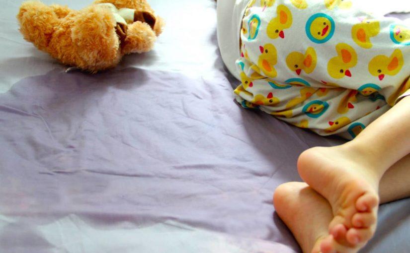 علاج التبول اللارادي عند الاطفال