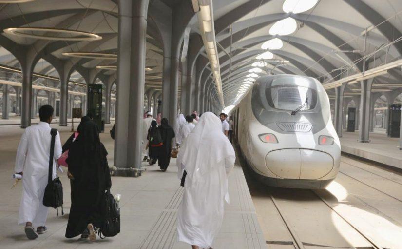 حجز القطار من الرياض إلى الدمام