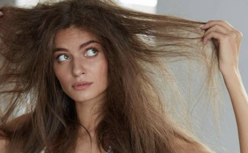 علاج نفشة الشعر وجفافه