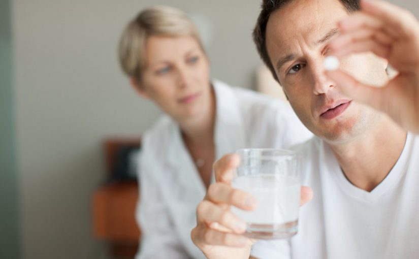 علاج نقص التستيرون عند الرجال