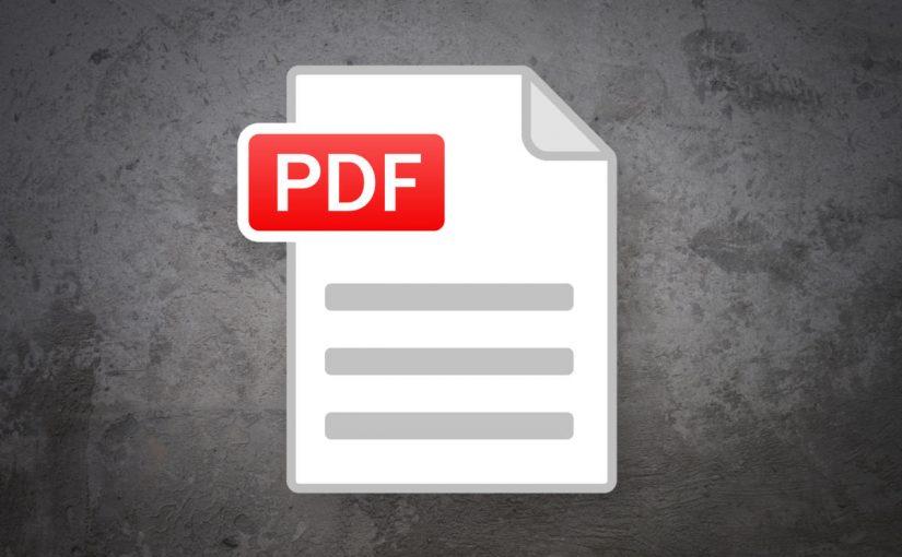 كيف اعدل على ملف pdf