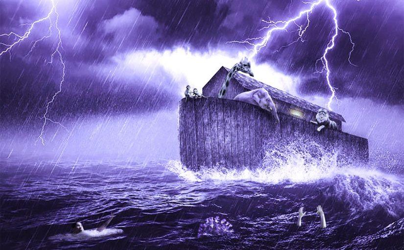 الجبل الذي رست عليه سفينة نوح