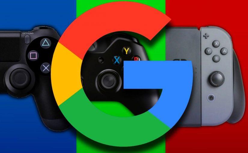 الألعاب في شعارات google المبتكرة الرائجة في الإنترنت