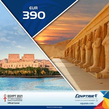 كيفية التواصل مع مصر للطيران