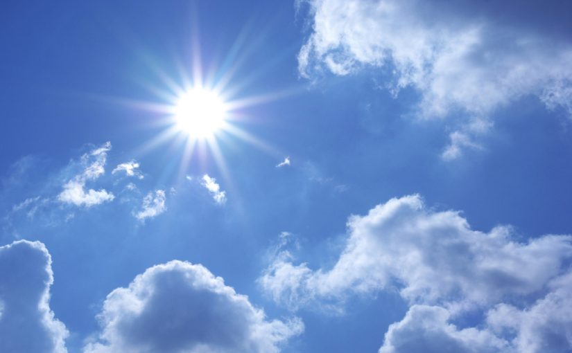 لماذا تبدو الشمس وكأنها تتحرك في السماء