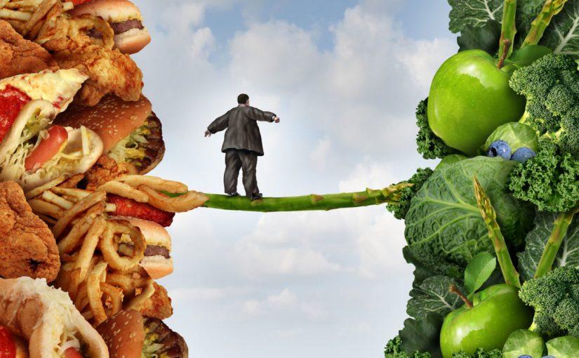 الفرق بين الغذاء والتغذية