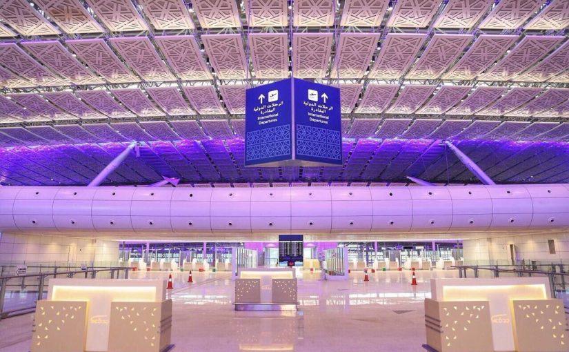 اسعار مواقف مطار الملك عبدالعزيز الجديد