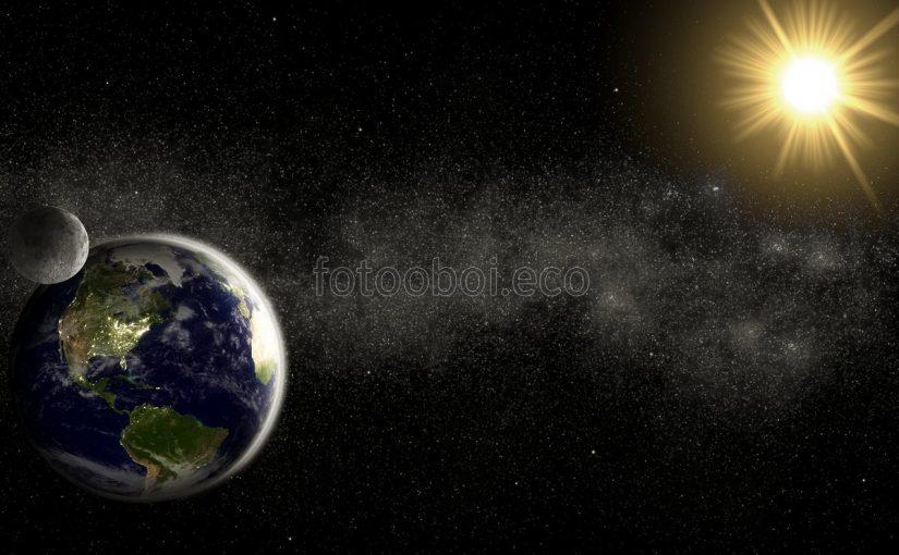 لماذا لا نشعر بحركة الارض