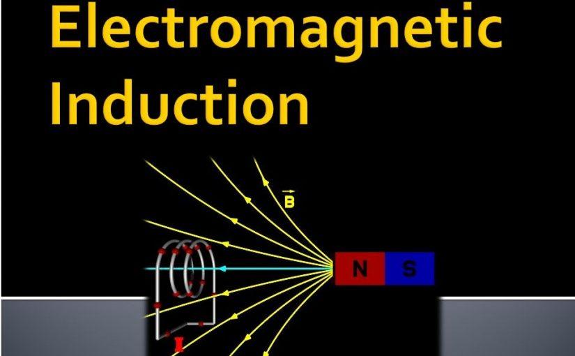ماذا يحدث في المجال المغناطيسي المتغير