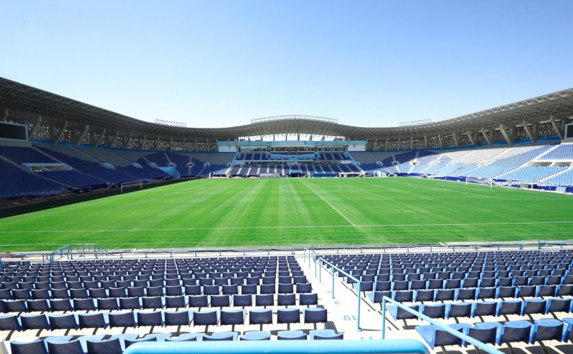 مساحة ملعب جامعة الملك سعود