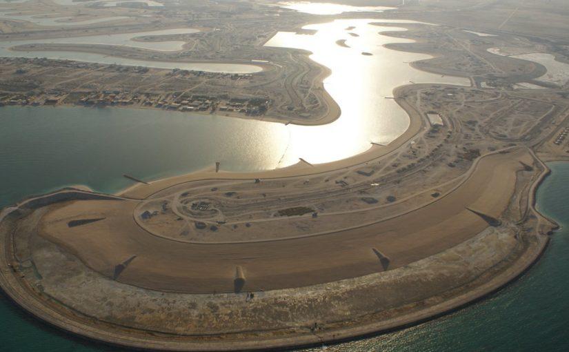 اكبر جزيرة بالكويت