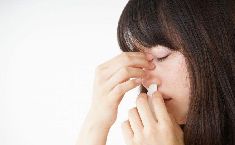 علاج زكام الانف