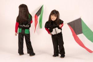 ملابس العيد الوطني الكويتي انستقرام