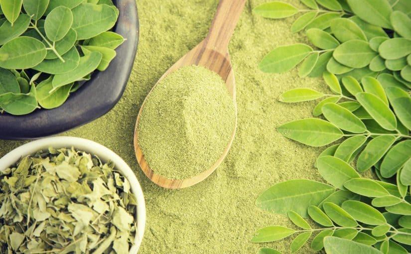 شاي المورينجا جابر القحطاني