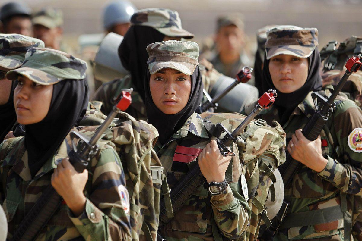 كيفية التسجيل في الجيش السعودي للنساء
