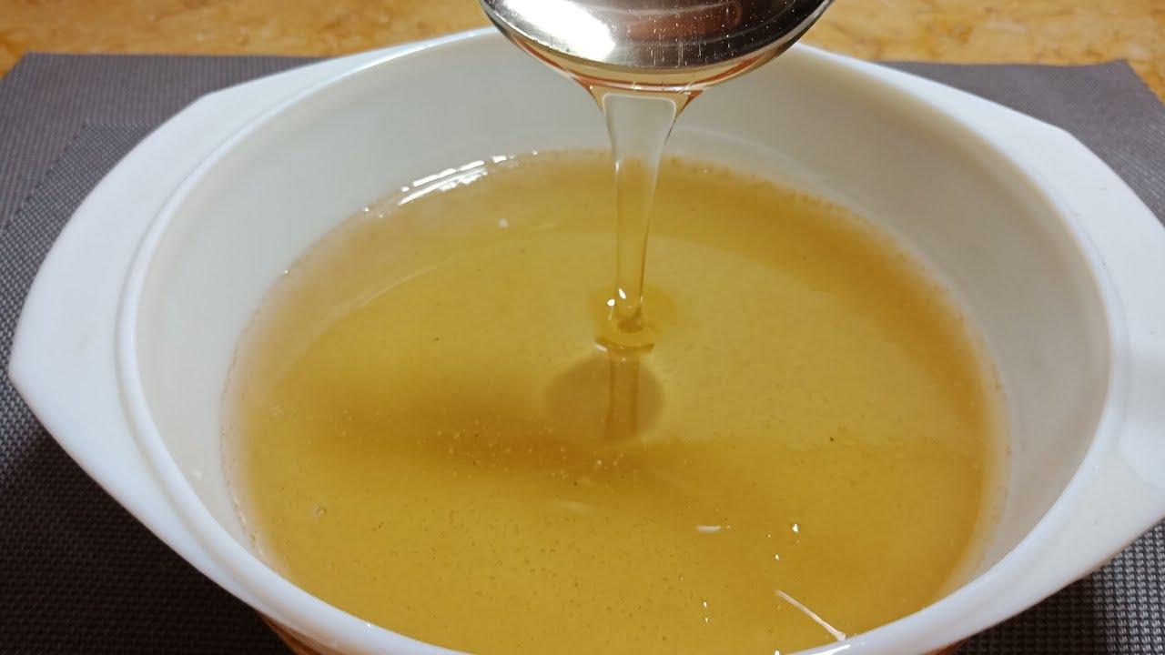 طريقة إعداد الشيرة بعسل النحل
