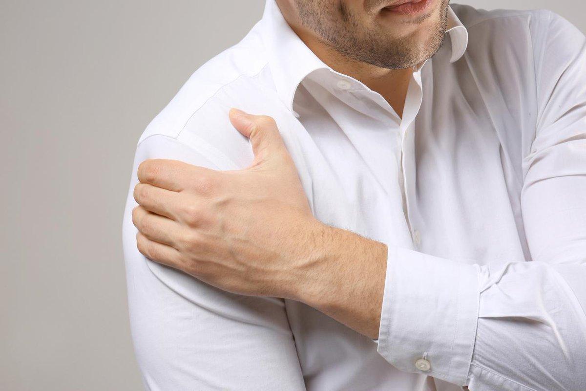 علاج آلام الكتف بالتمارين