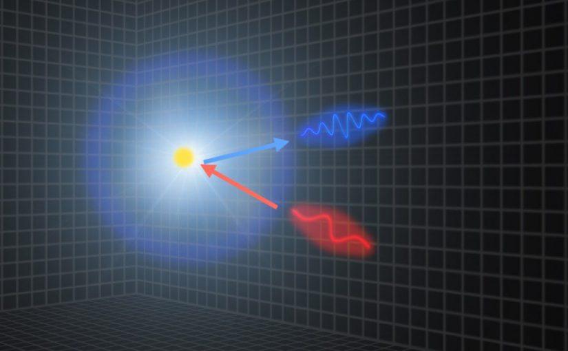 الفرق بين التأثير الكهروضوئي وتأثير كومبتون