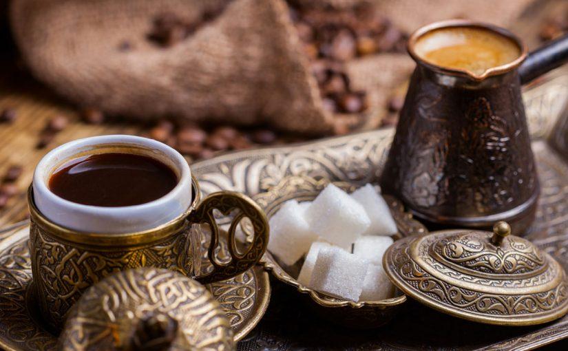 أنواع القهوة التركي