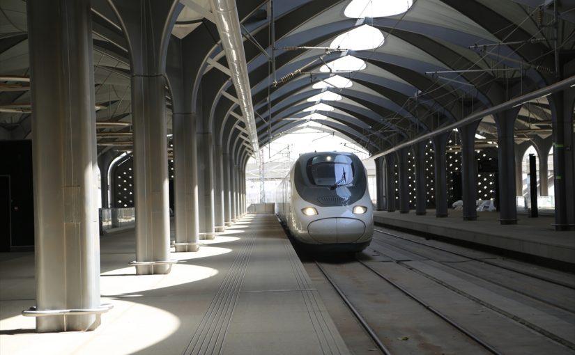 رابط حجز تذاكر قطار الحرمين