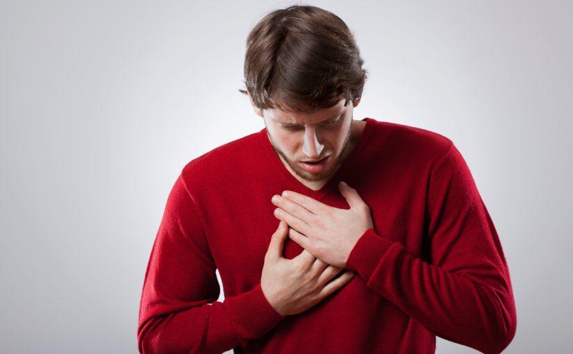 اسباب ضيق التنفس المفاجئ