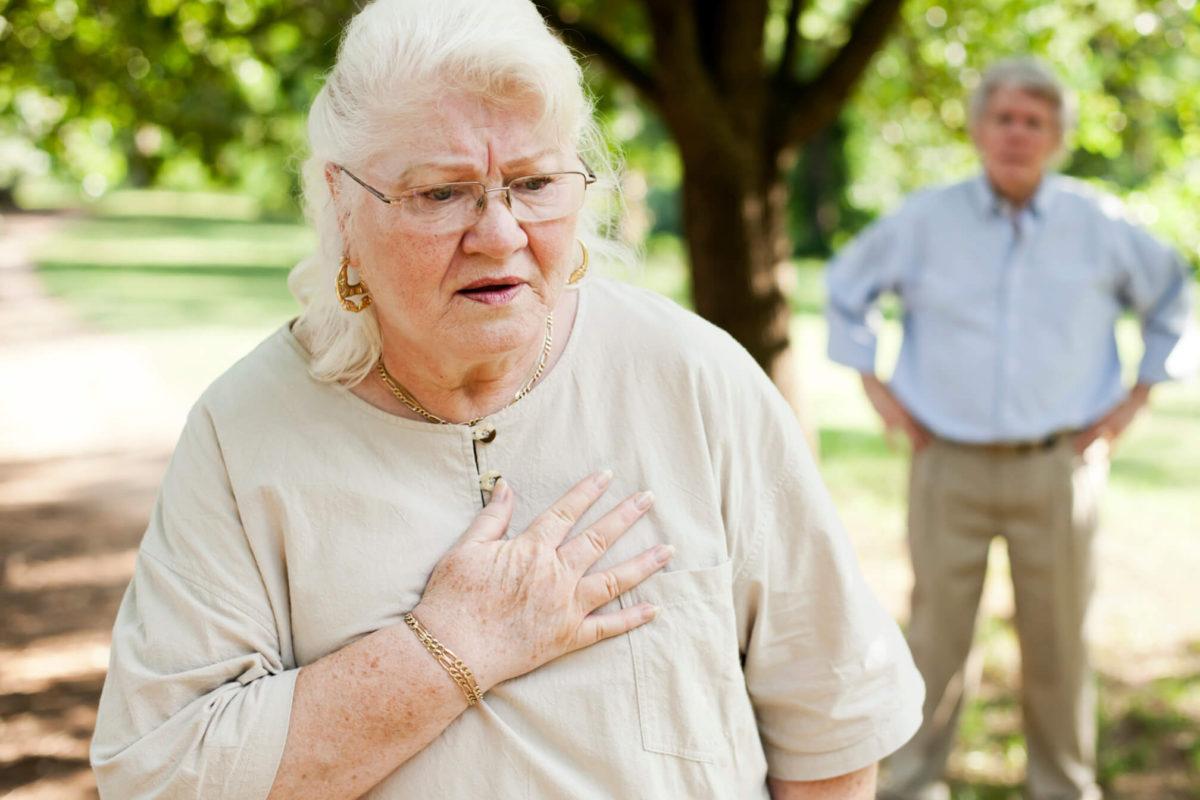 أسباب ضيق التنفس وخفقان القلب