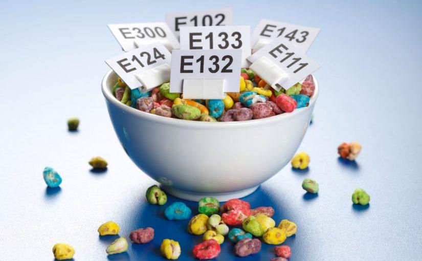 من الاضرار الصحية للمضافات الغذائية